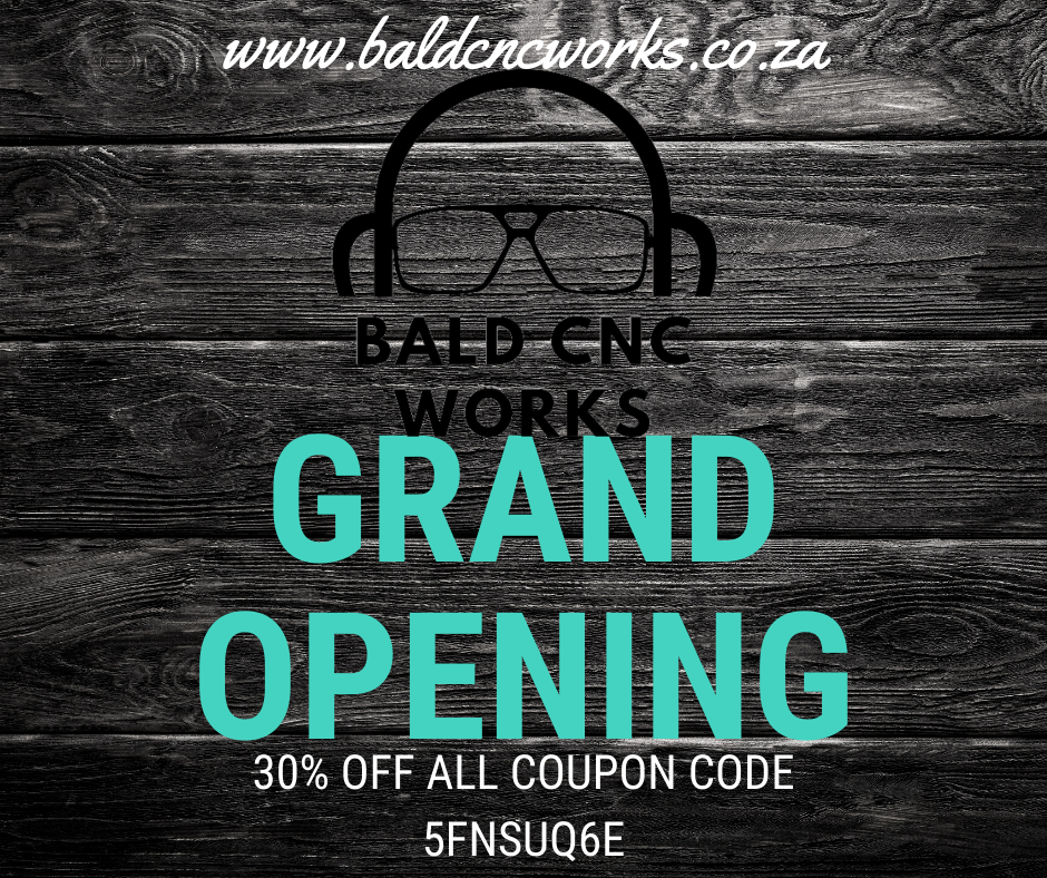 Bald CNC Works Launch
